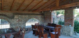 Къща за гости Света Марина Крапец почивка плаж, море